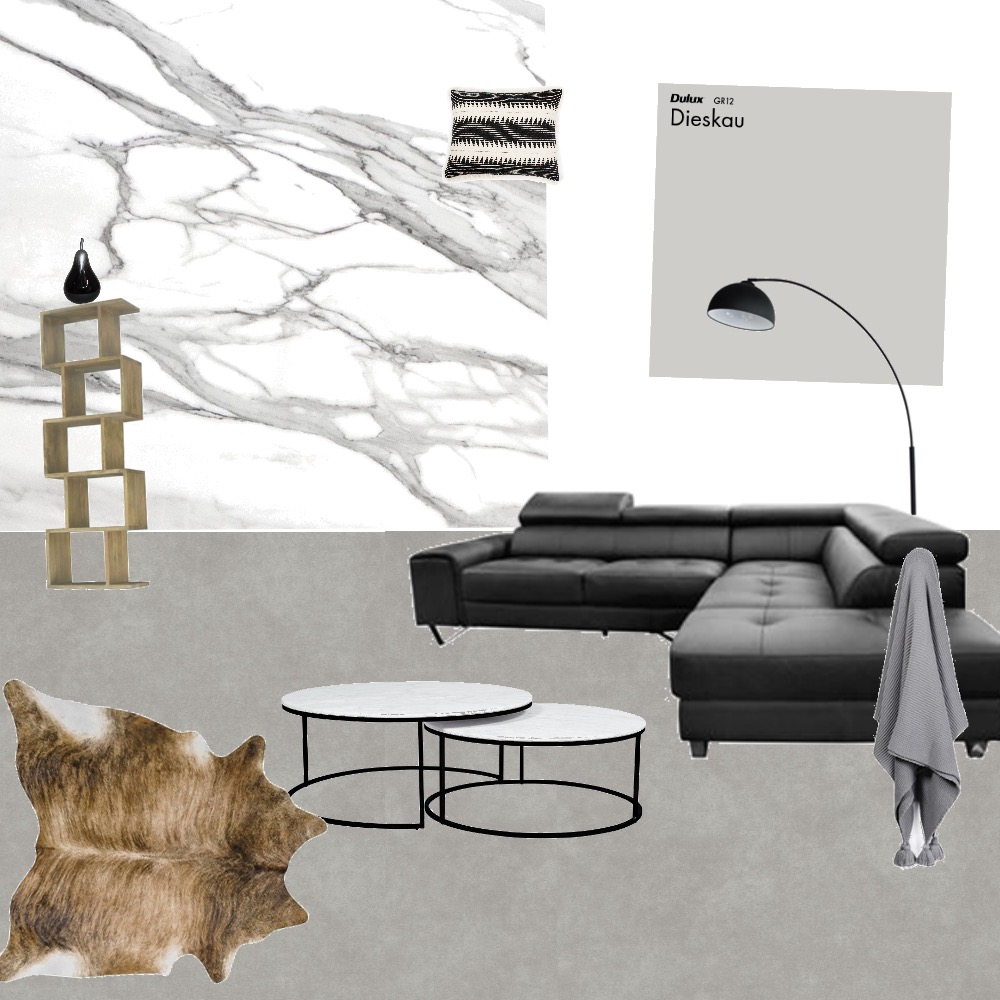 Modern Lounge Interior Design Mood Board by Zoe on Style Sourcebook