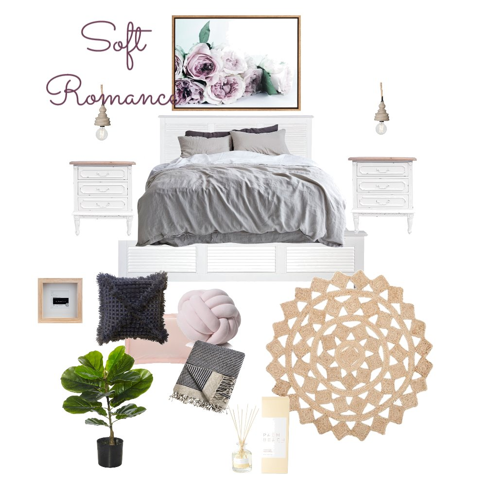 Main bedroom Mood Board by Boho_daydream on Style Sourcebook