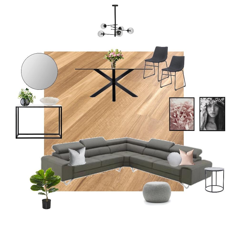 Living Room Interior Design Mood Board by _sarahcolgan on Style Sourcebook