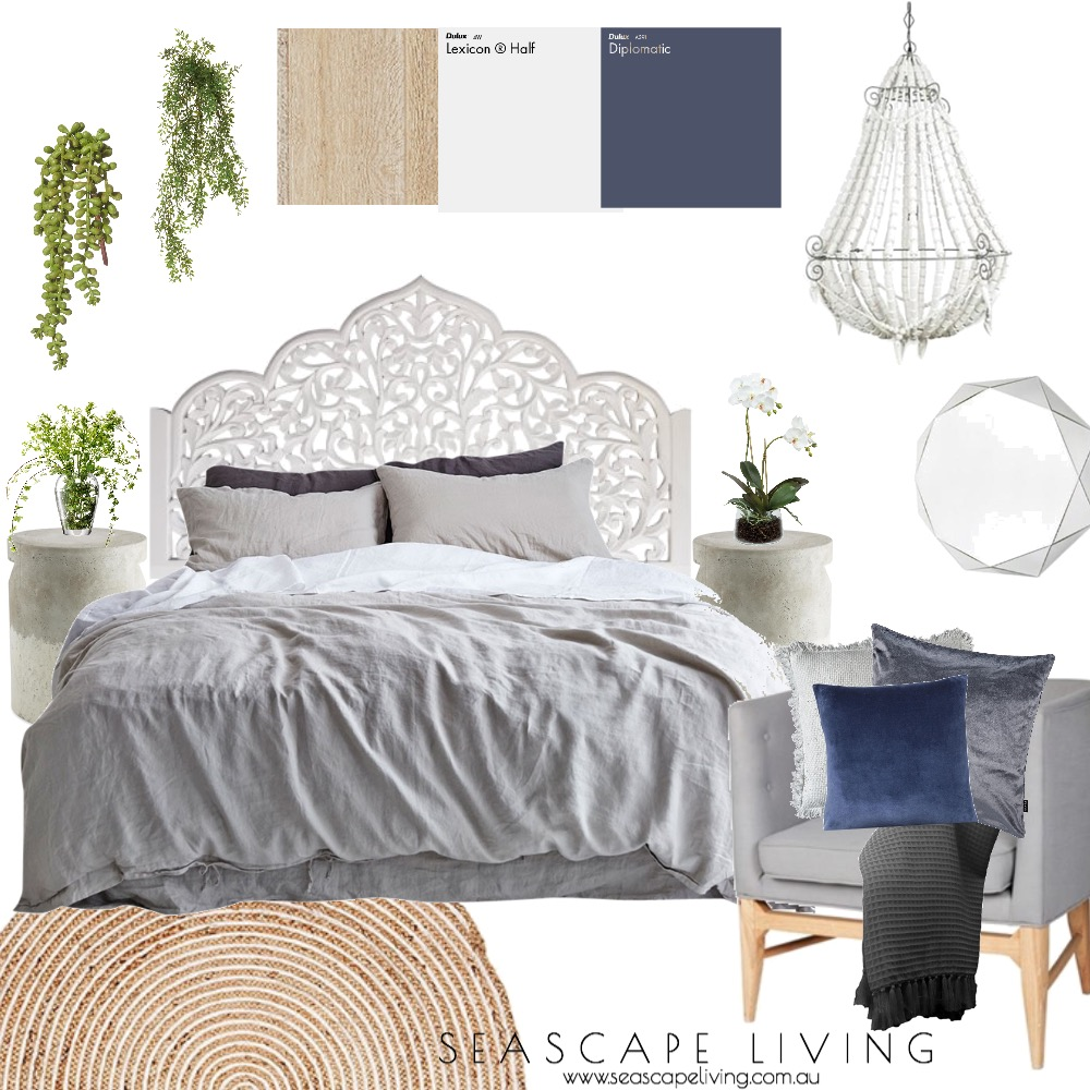 bohemian lux Mood Board by Seascape Living on Style Sourcebook