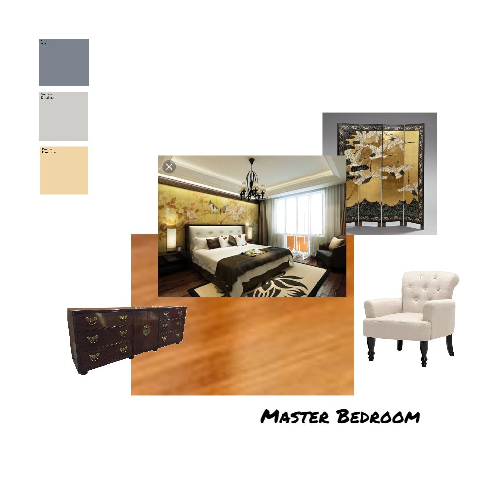 Master Suite Interior Design Mood Board by Bego on Style Sourcebook