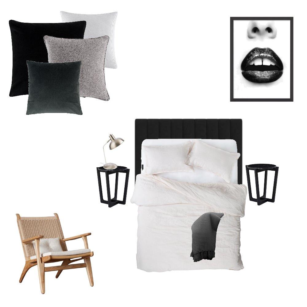 Bedroom Interior Design Mood Board by cradford on Style Sourcebook