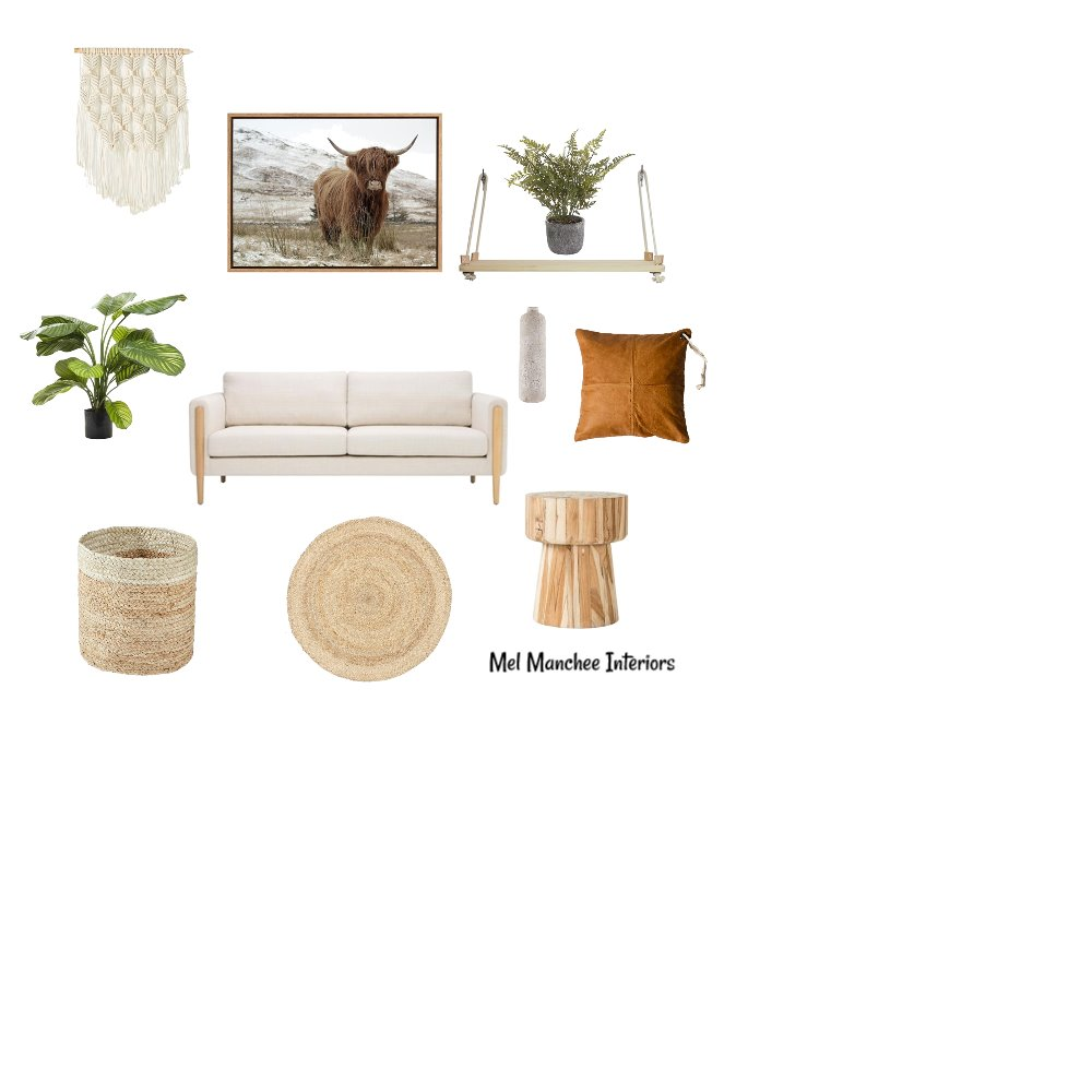 Neutrals One Mood Board by melmancheedesign on Style Sourcebook