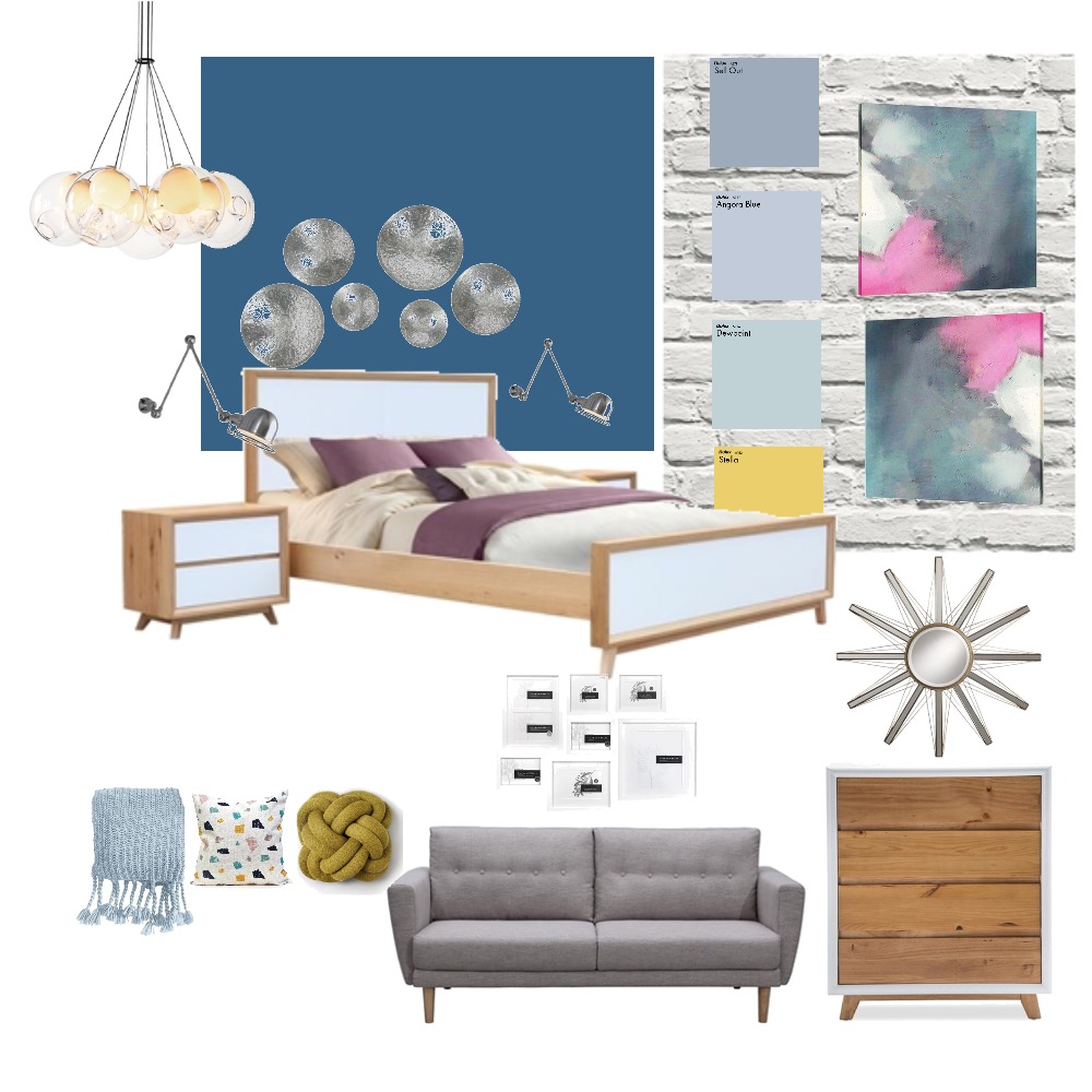 Bedroom bliss Mood Board by Moxieinteriors on Style Sourcebook