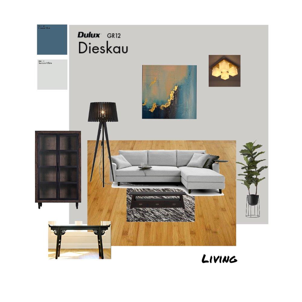 Living Mood Board by Bego on Style Sourcebook