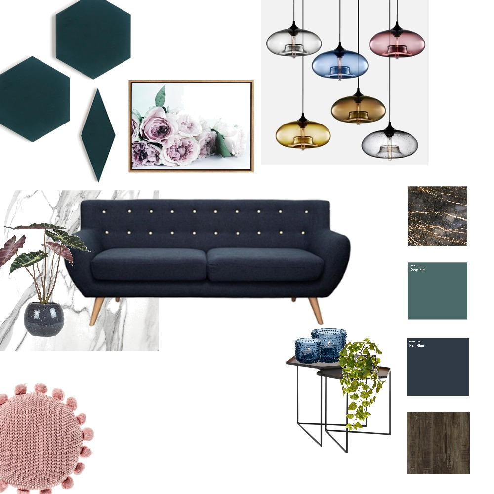 Winter 2018 Interior Design Mood Board by Priscilla De Luca on Style Sourcebook