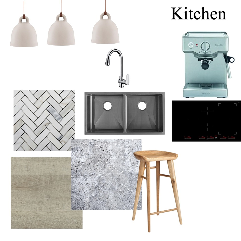 Kitchen Mood Board by MyfP on Style Sourcebook