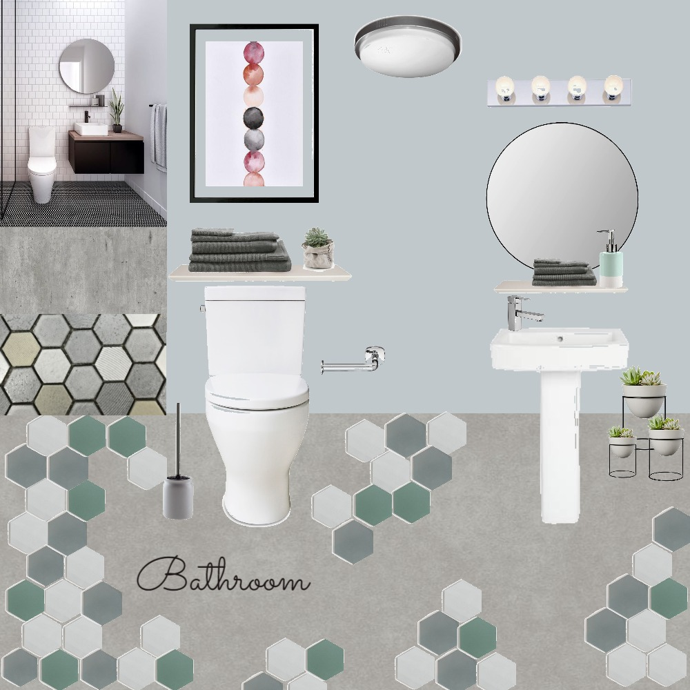 bathroom Interior Design Mood Board by jess_0325 on Style Sourcebook
