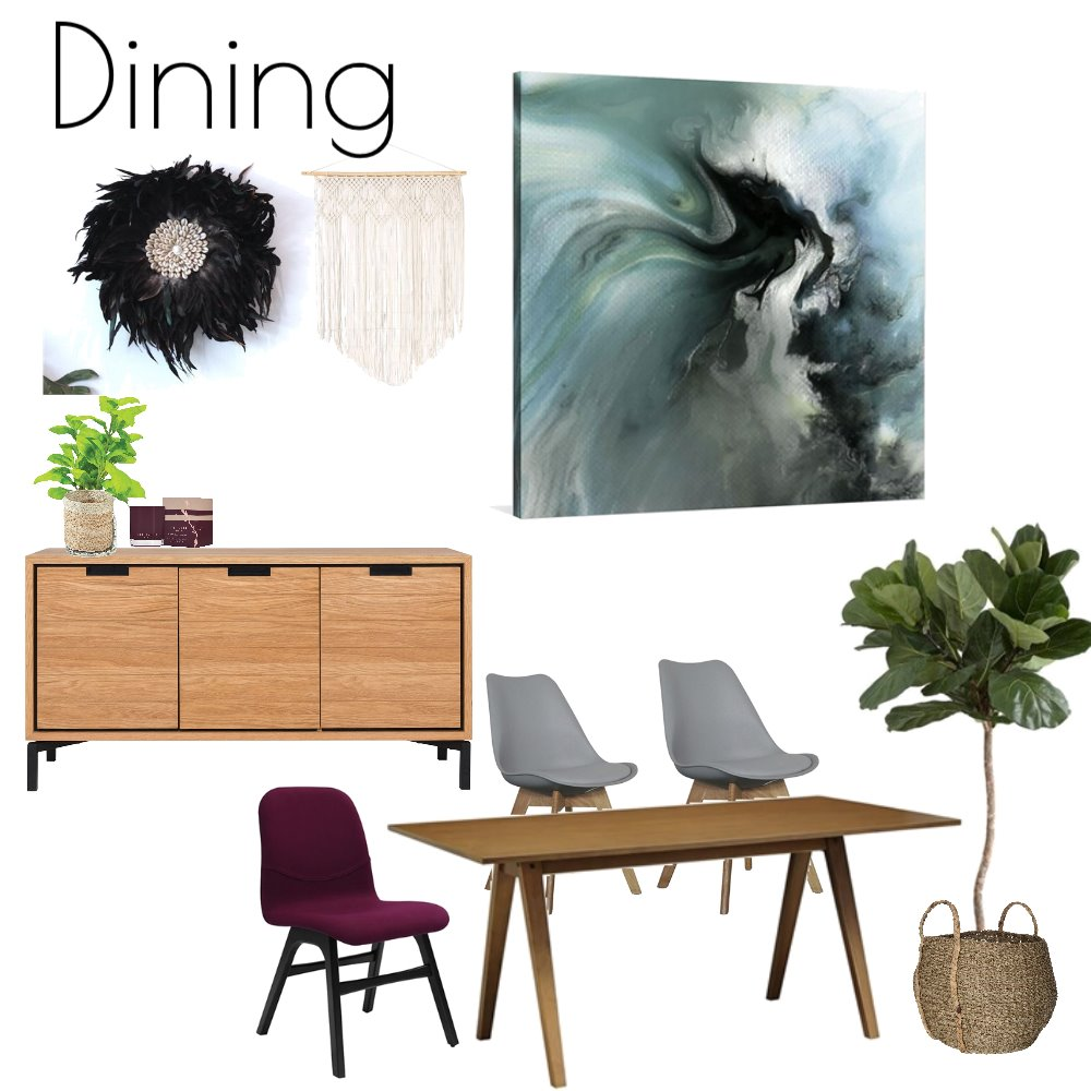 Dining room Stubbs Ave Mood Board by TarshaO on Style Sourcebook