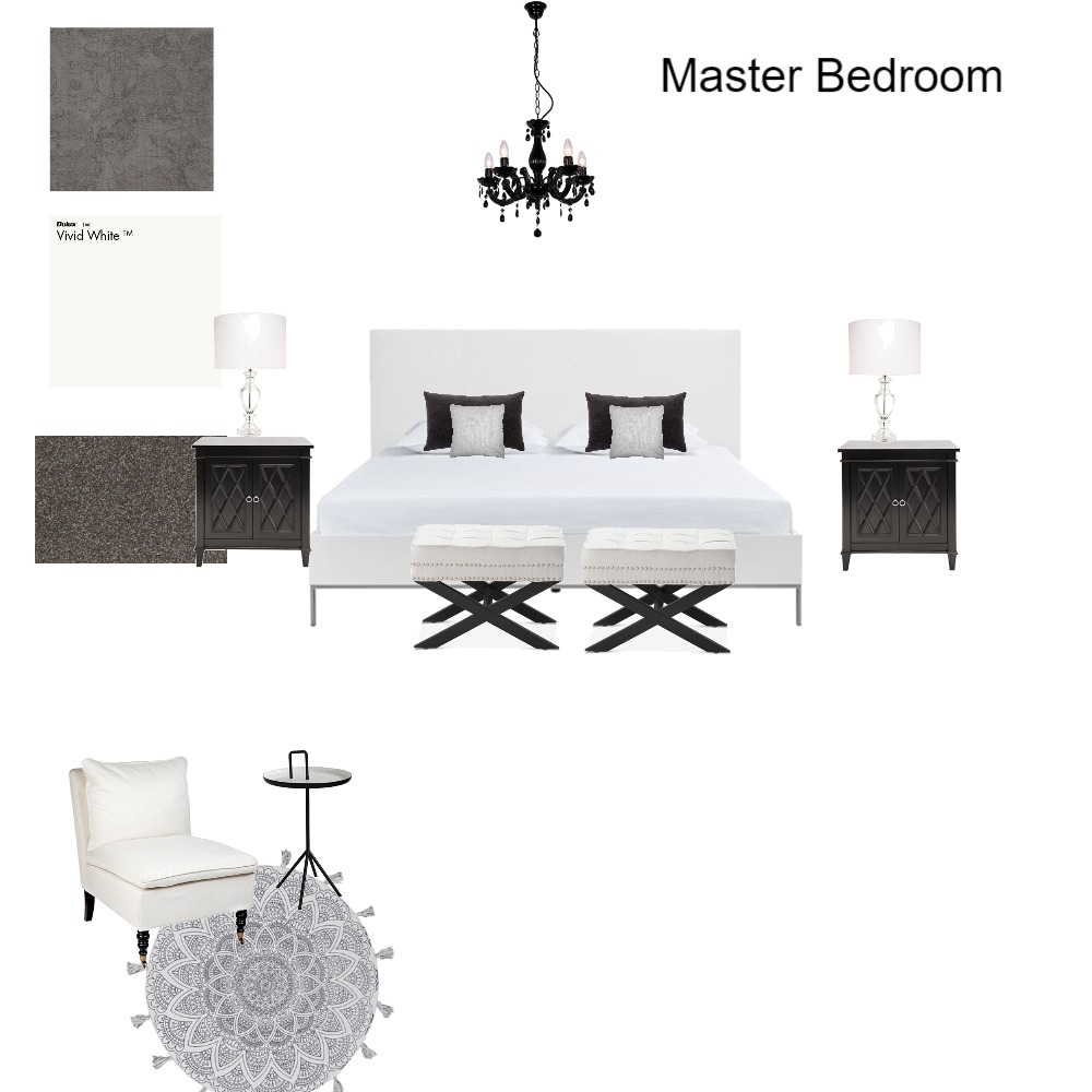 Master bedroom Mood Board by dengy on Style Sourcebook