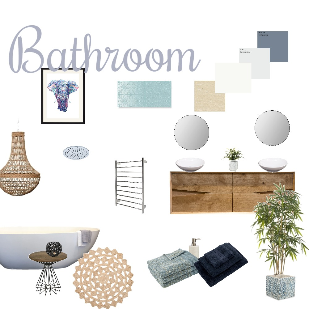 Bathroom Assignment Mood Board by Judyw on Style Sourcebook