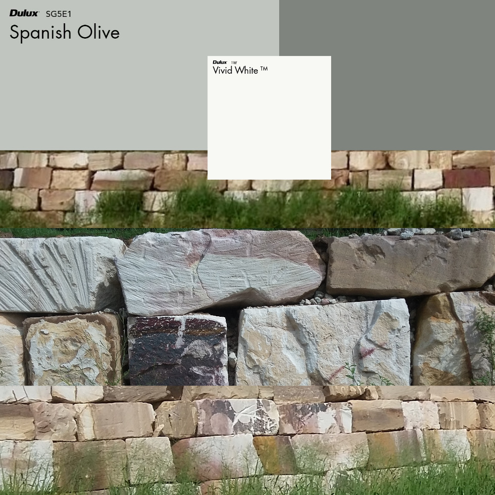 outside spanish olive Mood Board by tinina on Style Sourcebook
