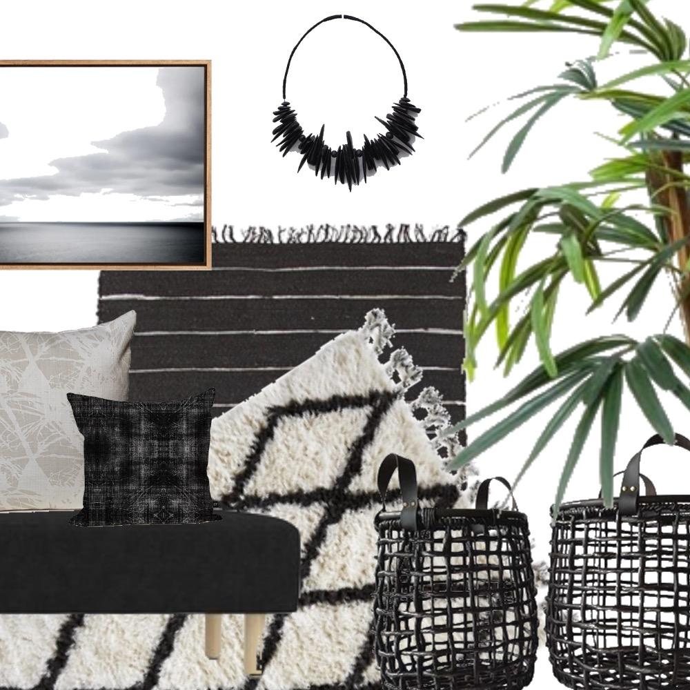 Achromatic Scheme Mood Board by Grace Garrett on Style Sourcebook