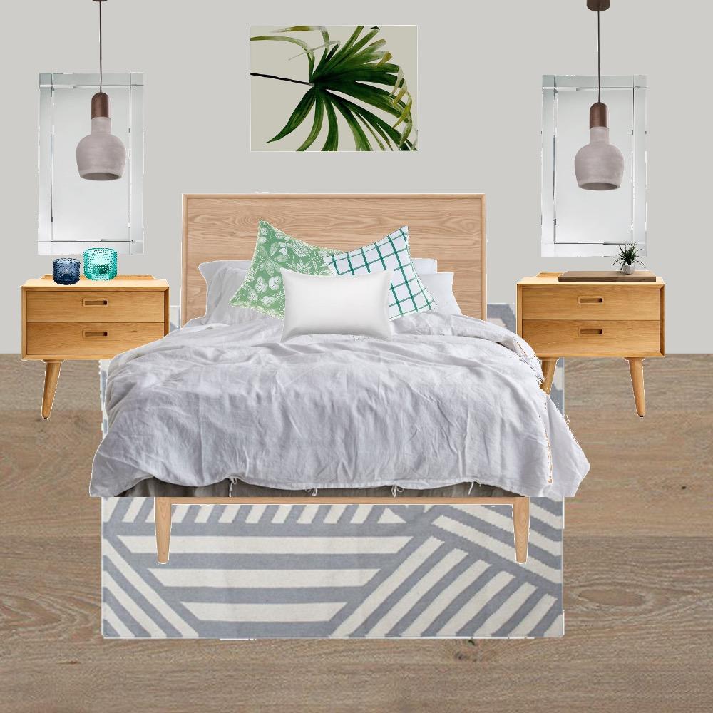 Spare Bedroom Mood Board by TaylahHensle on Style Sourcebook
