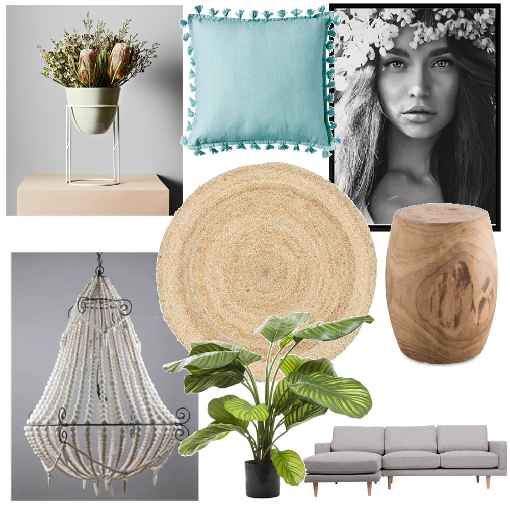 Boho chic Mood Board by blukasik on Style Sourcebook