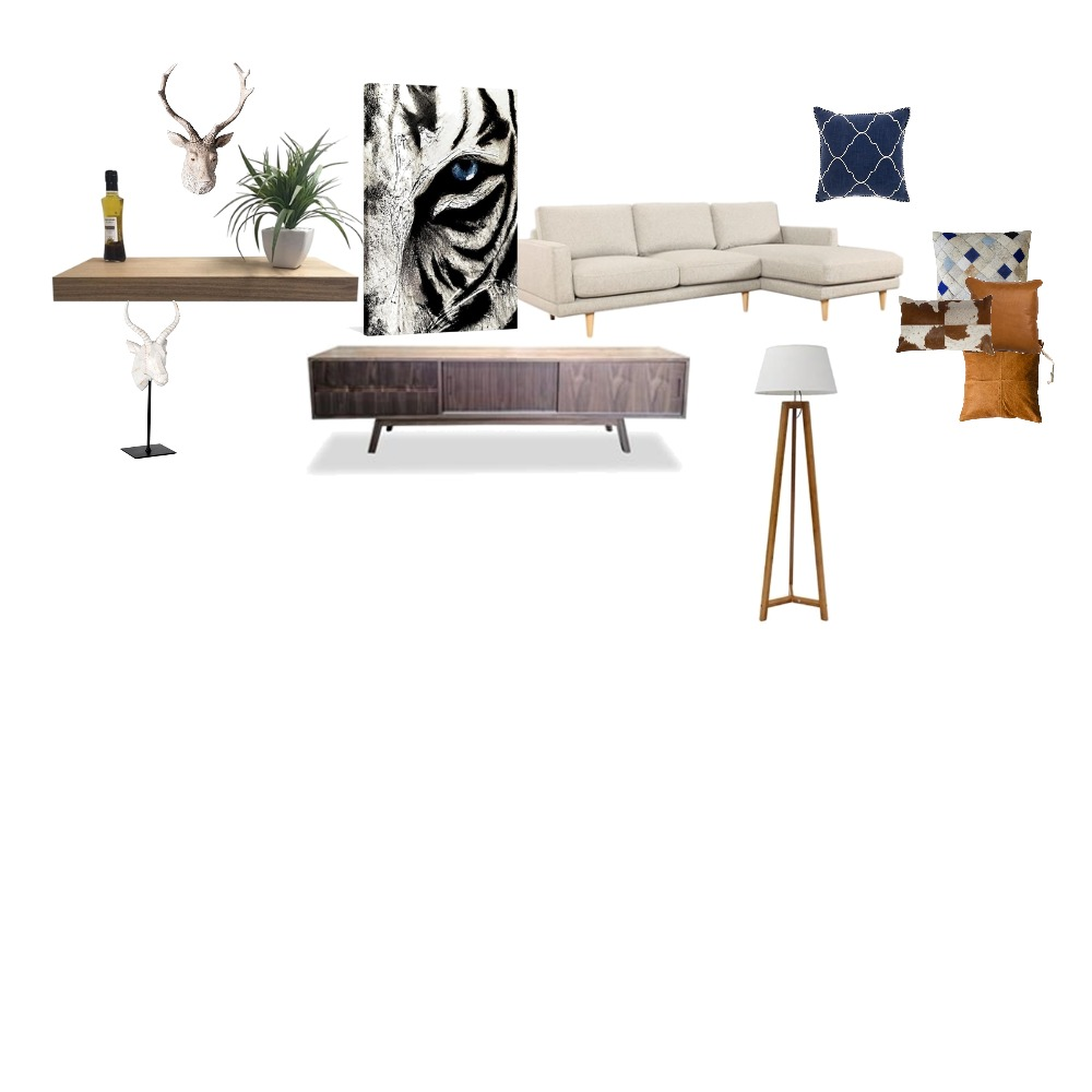 lounge Mood Board by anthea on Style Sourcebook