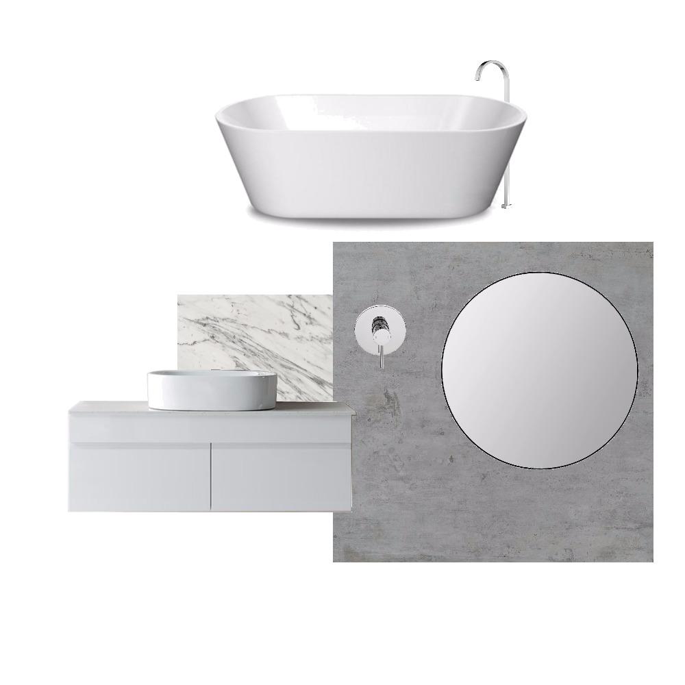 bathroom Mood Board by cradford on Style Sourcebook