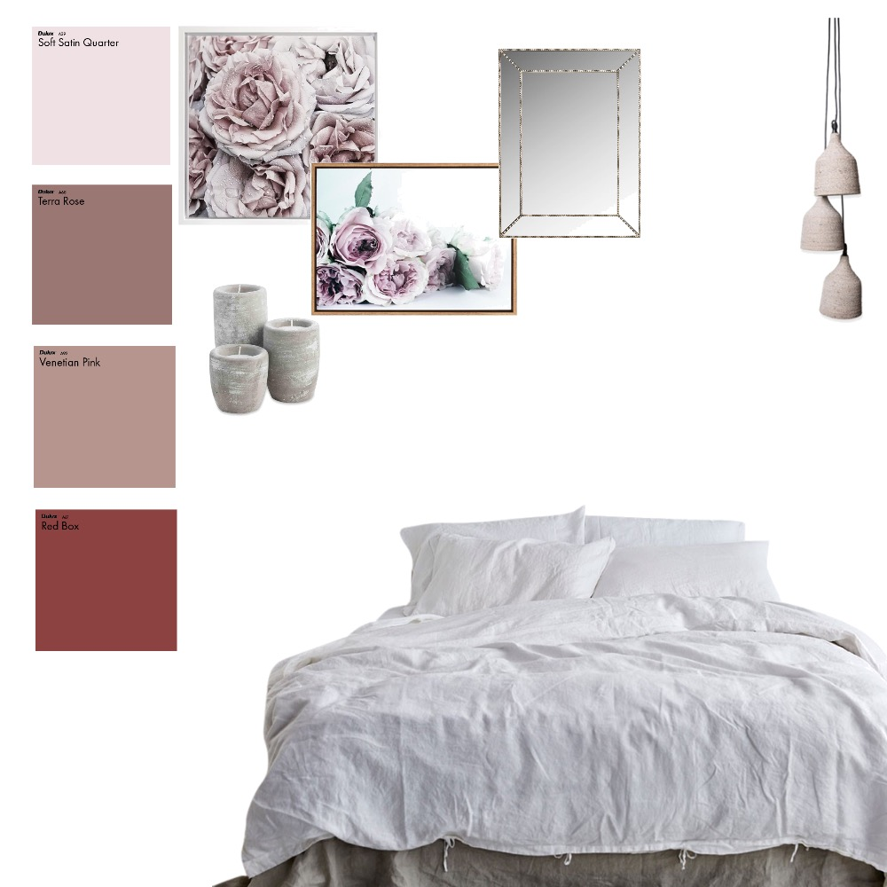 Pinky bedroom Mood Board by maria89 on Style Sourcebook