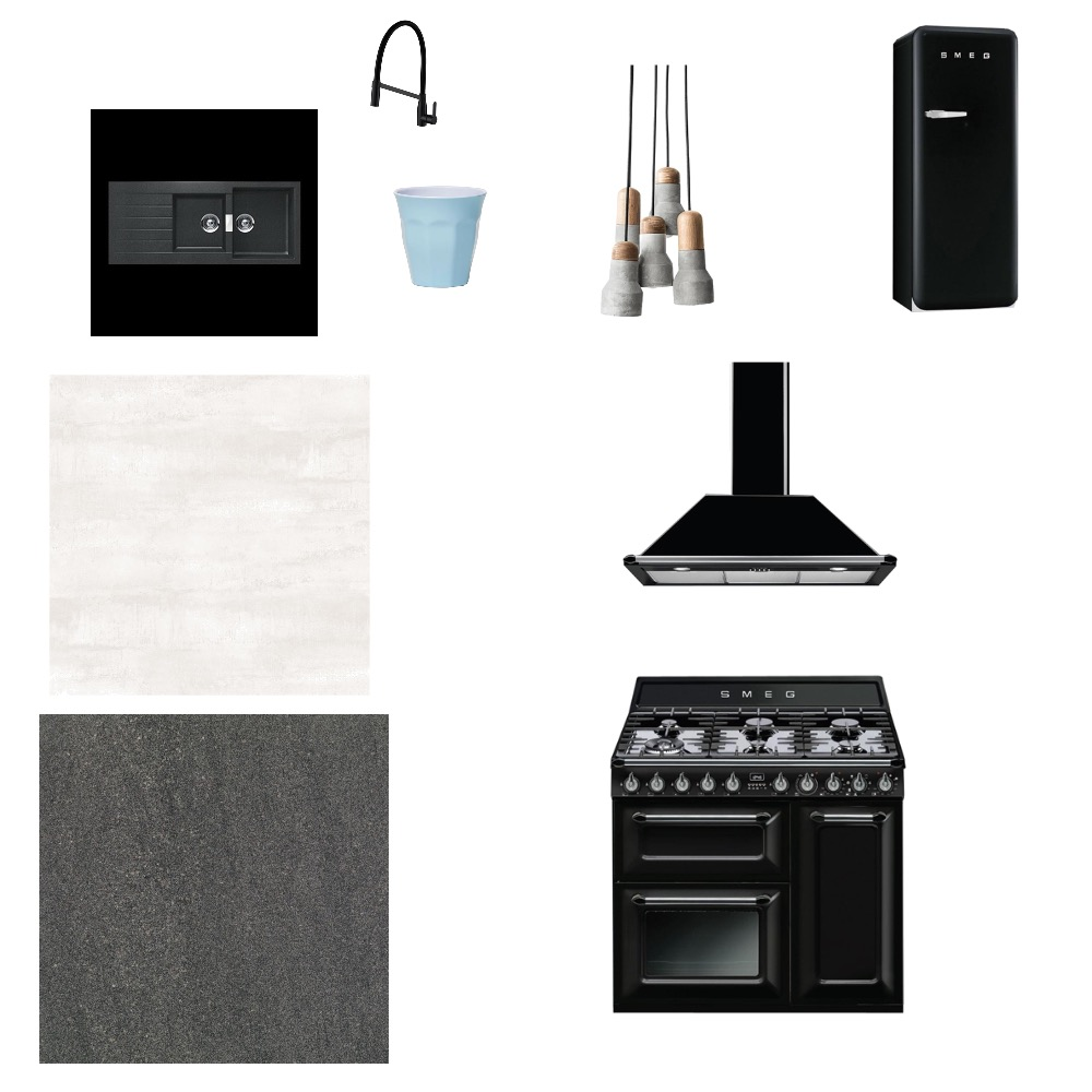 Kitchen Mood Board by MelanieCeveri on Style Sourcebook