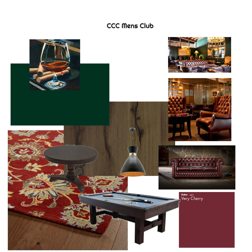 CCC Mens Club Mood Board by omerfaizi1 on Style Sourcebook