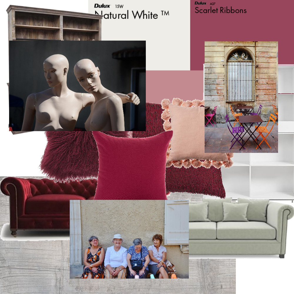 library with pictures Interior Design Mood Board by tinina on Style Sourcebook