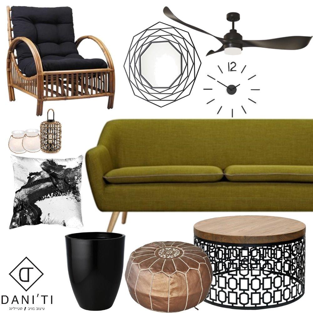 שחור לבן ועוד Interior Design Mood Board by danit on Style Sourcebook