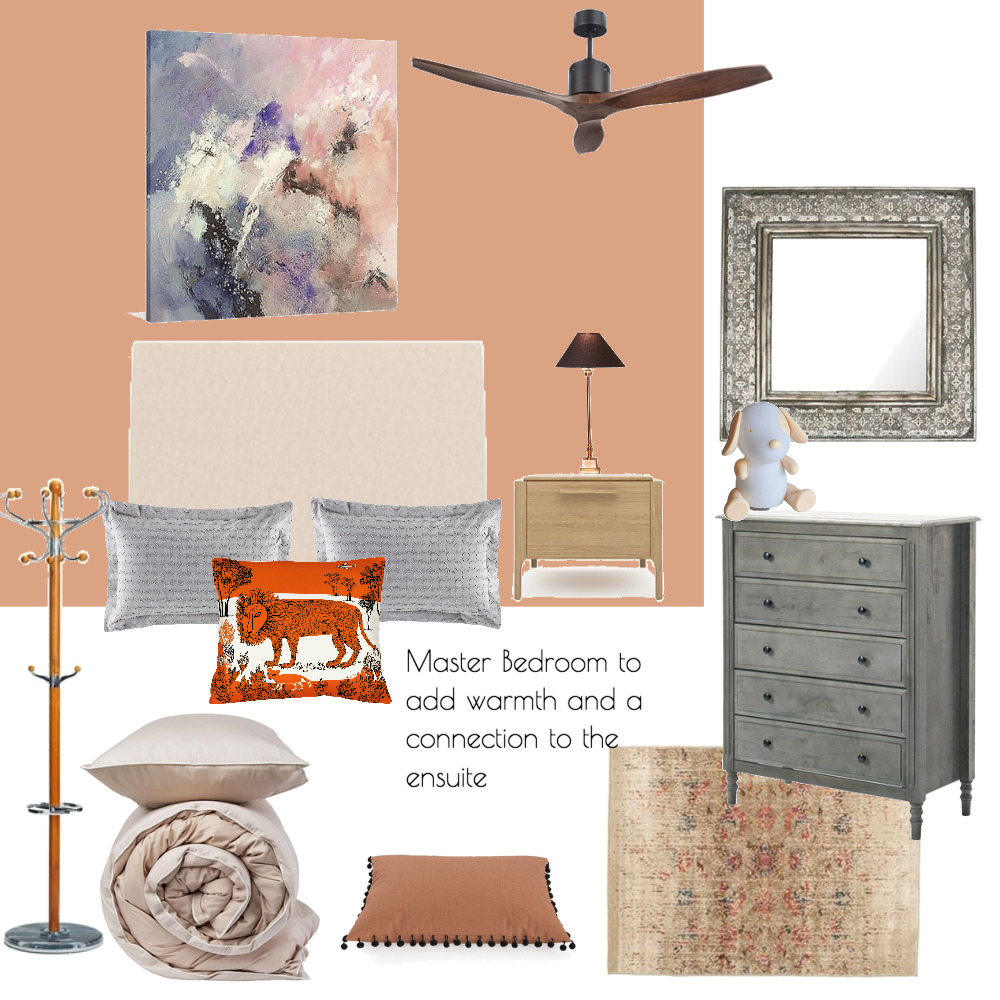 Ana Costa - master bedroom Mood Board by Plush Design Interiors on Style Sourcebook