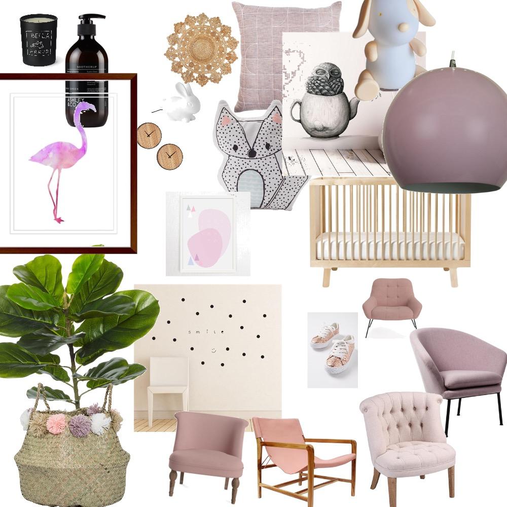 Nursery Interior Design Mood Board by Jessicaretallack on Style Sourcebook