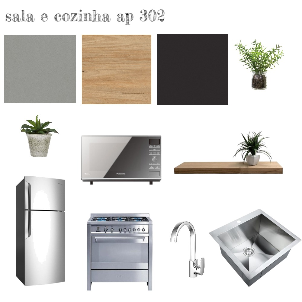 COZINHA 1110 Interior Design Mood Board by marcelarossi on Style Sourcebook