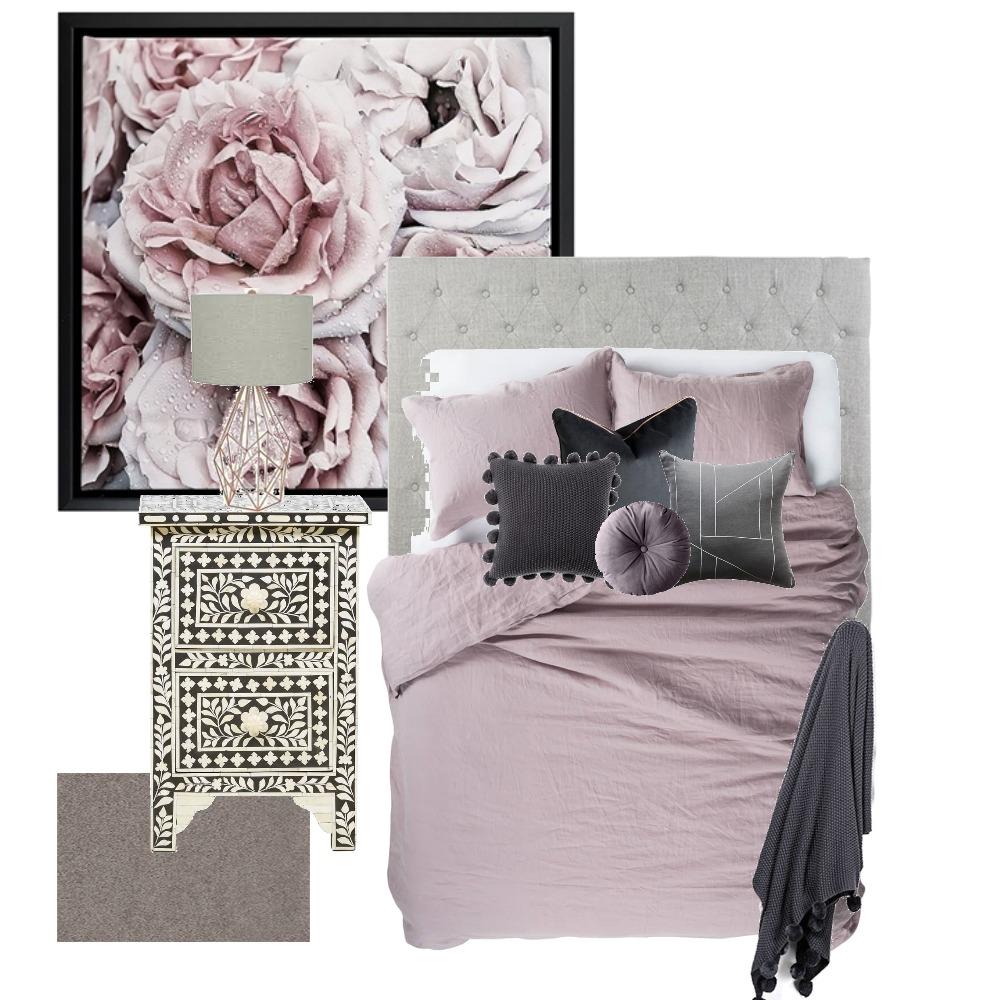 Glenroy Master Bedroom Interior Design Mood Board by designbydarkhorse on Style Sourcebook