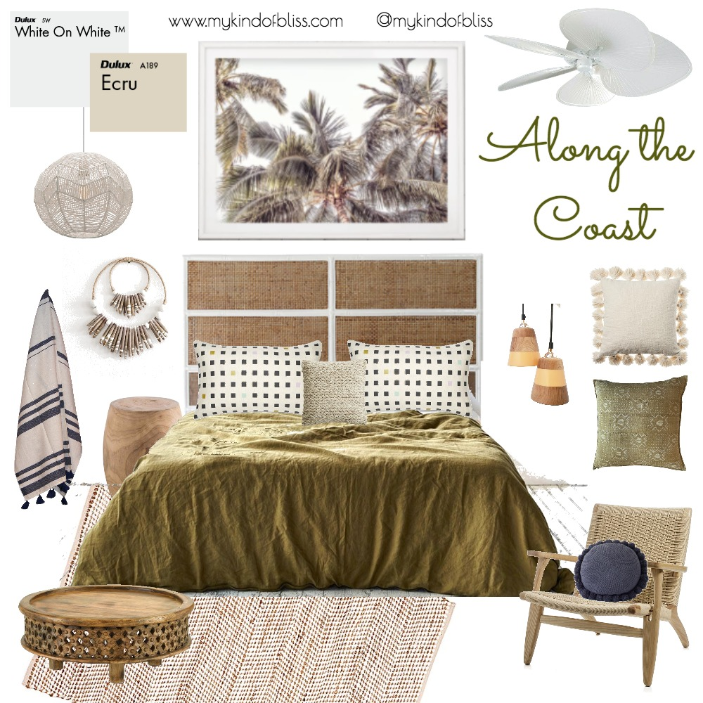 Along the Coast Mood Board by My Kind Of Bliss on Style Sourcebook
