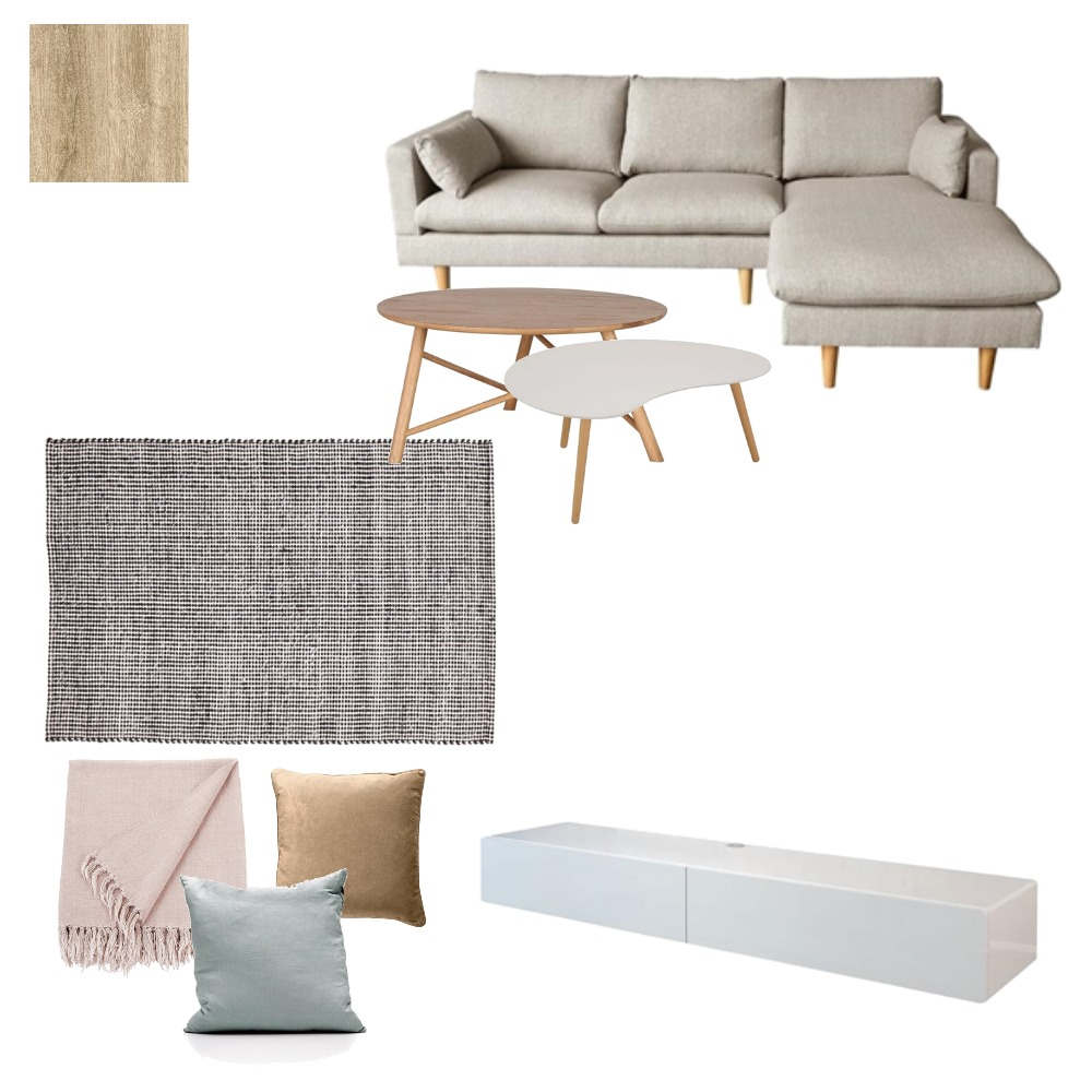Living Mood Board by RachelCapuano on Style Sourcebook