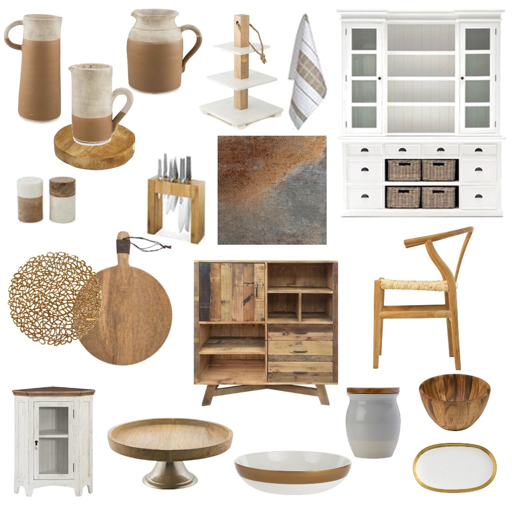 wood and white Mood Board by Ayesha on Style Sourcebook