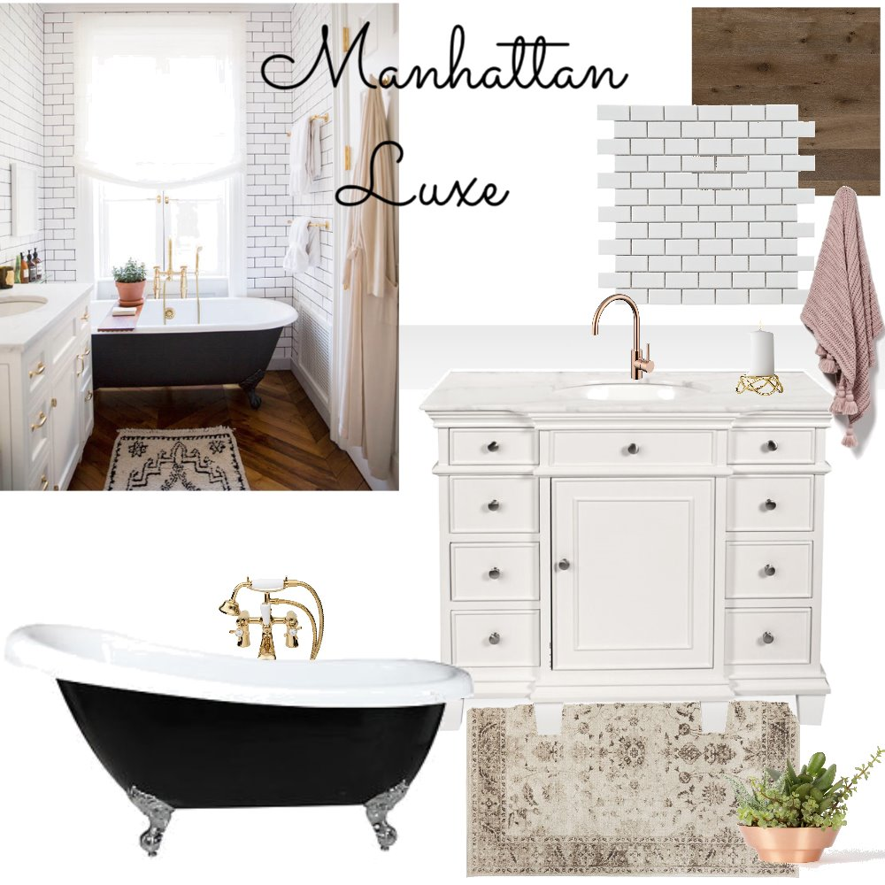 Manhattan Luxe Mood Board by Cath089 on Style Sourcebook