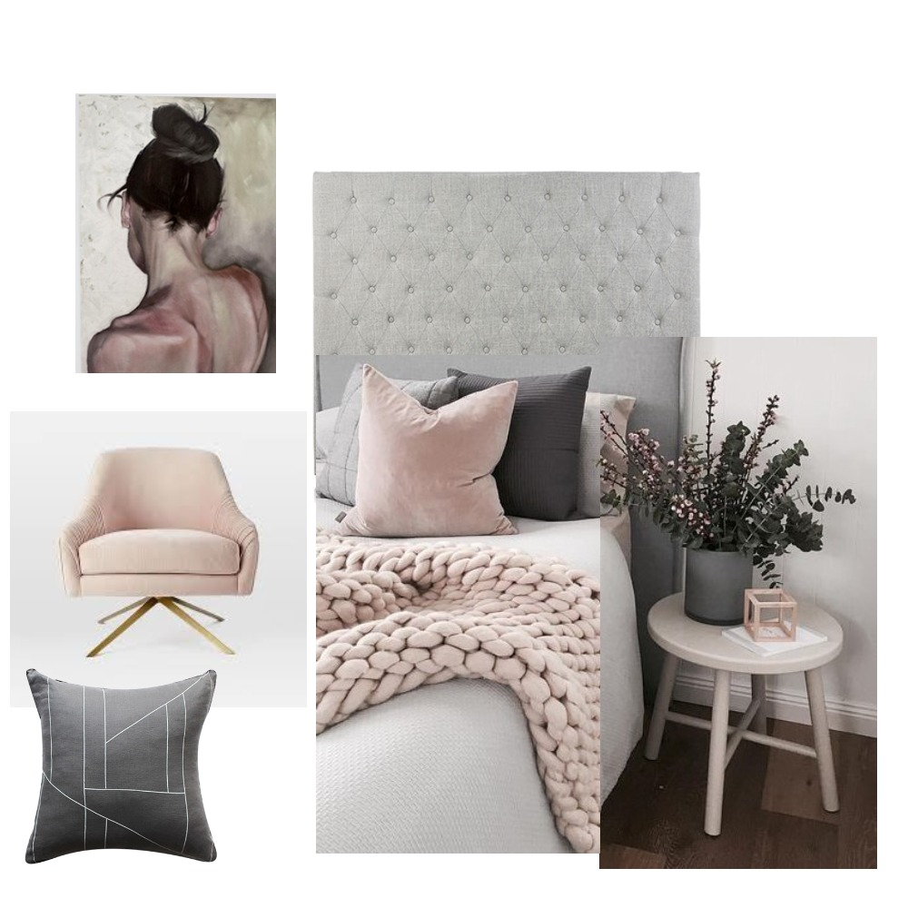 Glenroy Master Bedroom 3 Mood Board by designbydarkhorse on Style Sourcebook