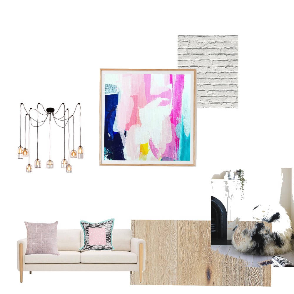 Pastel Mood Board by Libby on Style Sourcebook