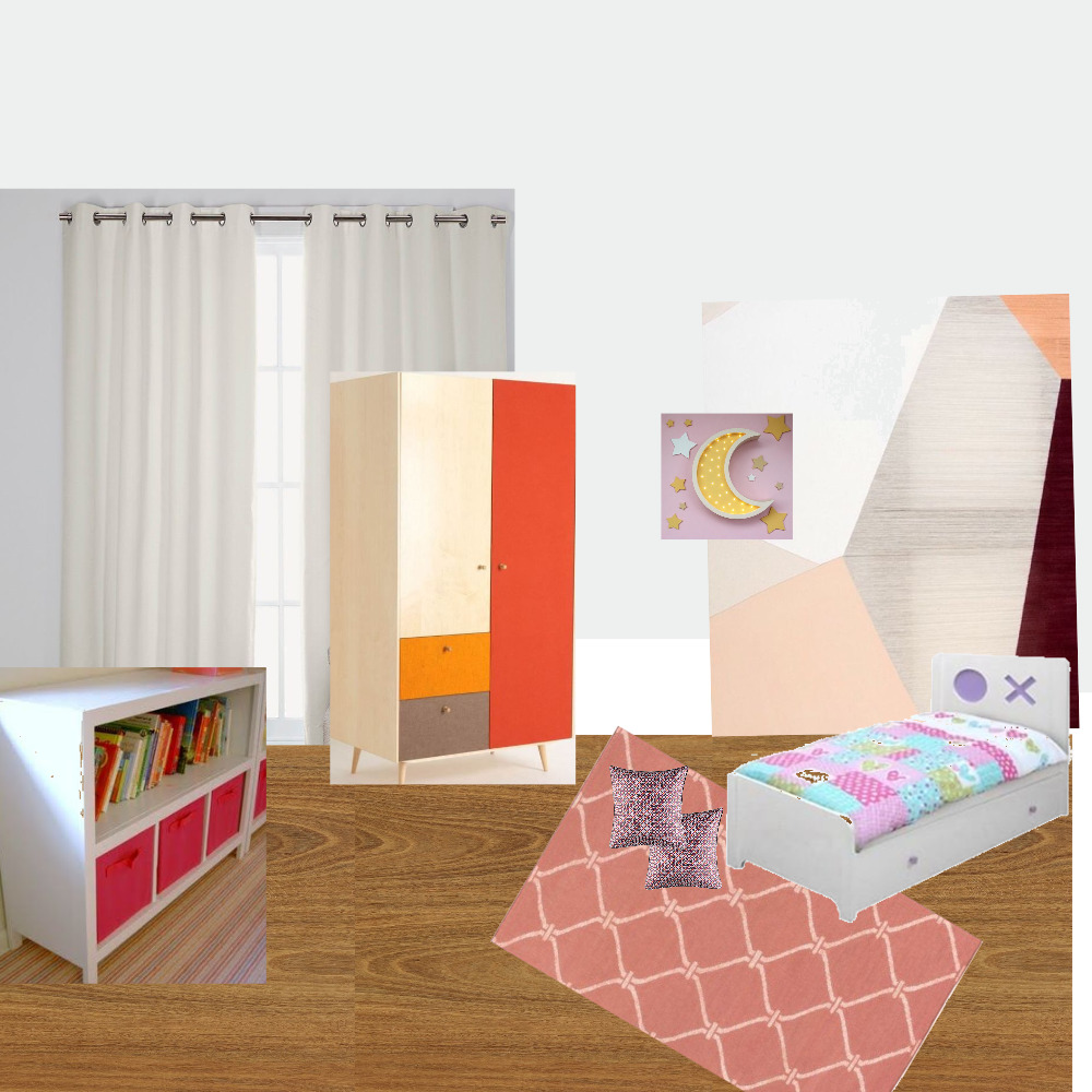 girl bedroom Mood Board by salsabilasph on Style Sourcebook