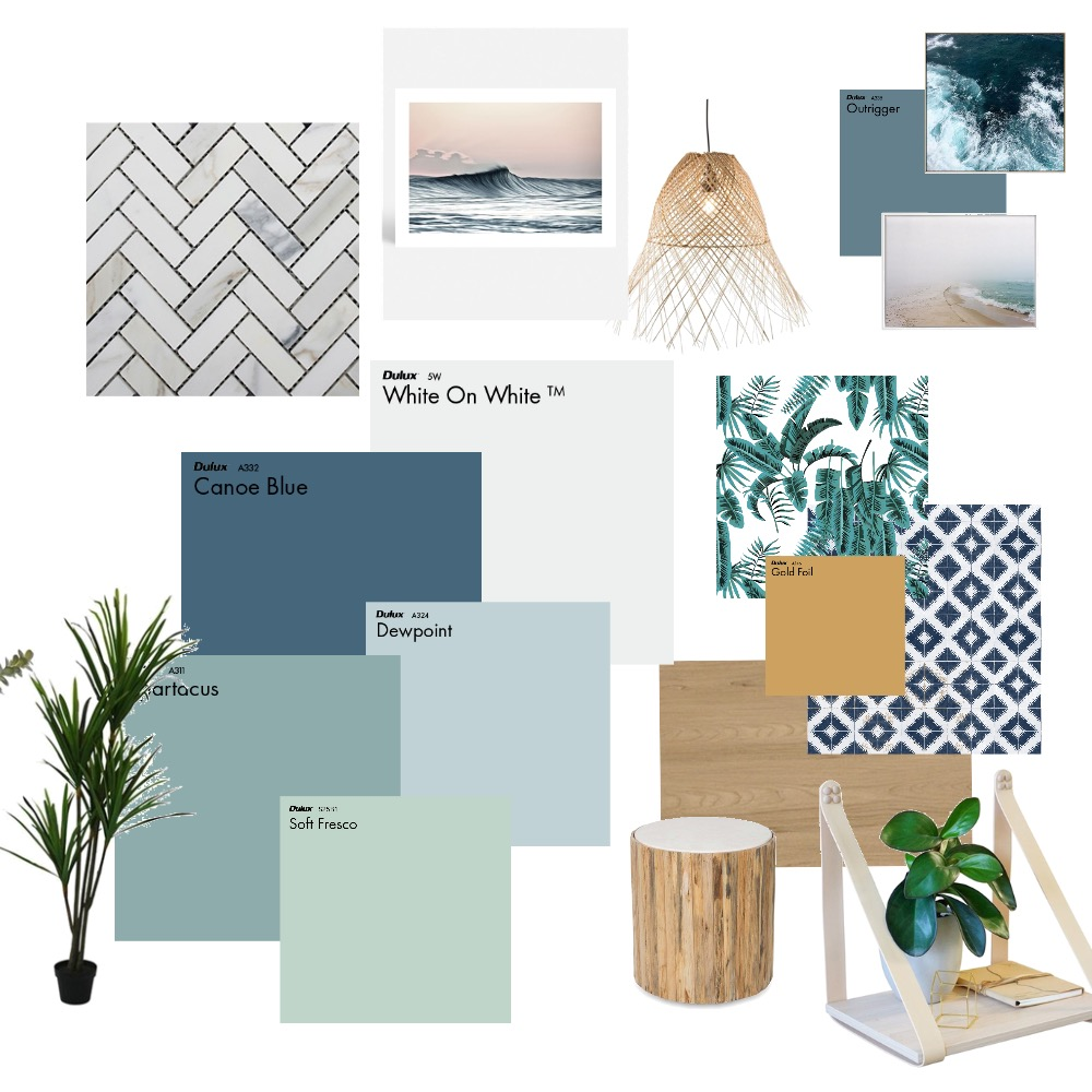 Millie van inspo Interior Design Mood Board by White With One Interior Design on Style Sourcebook