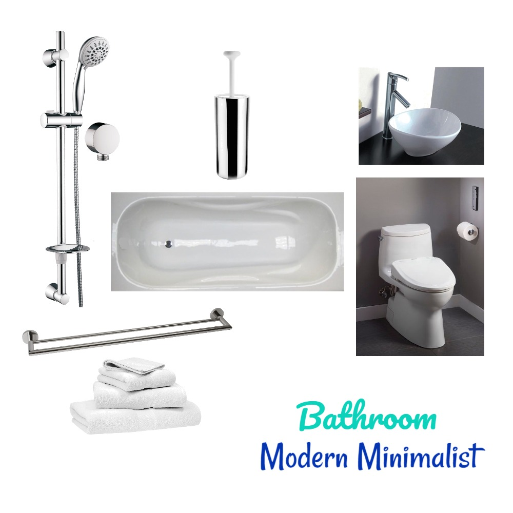 bathroom Mood Board by annisahanum on Style Sourcebook
