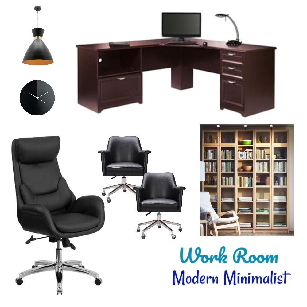 work room Mood Board by annisahanum on Style Sourcebook