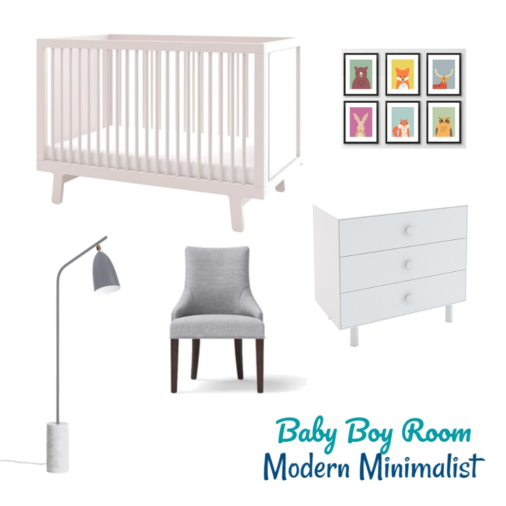 baby boy room Mood Board by annisahanum on Style Sourcebook