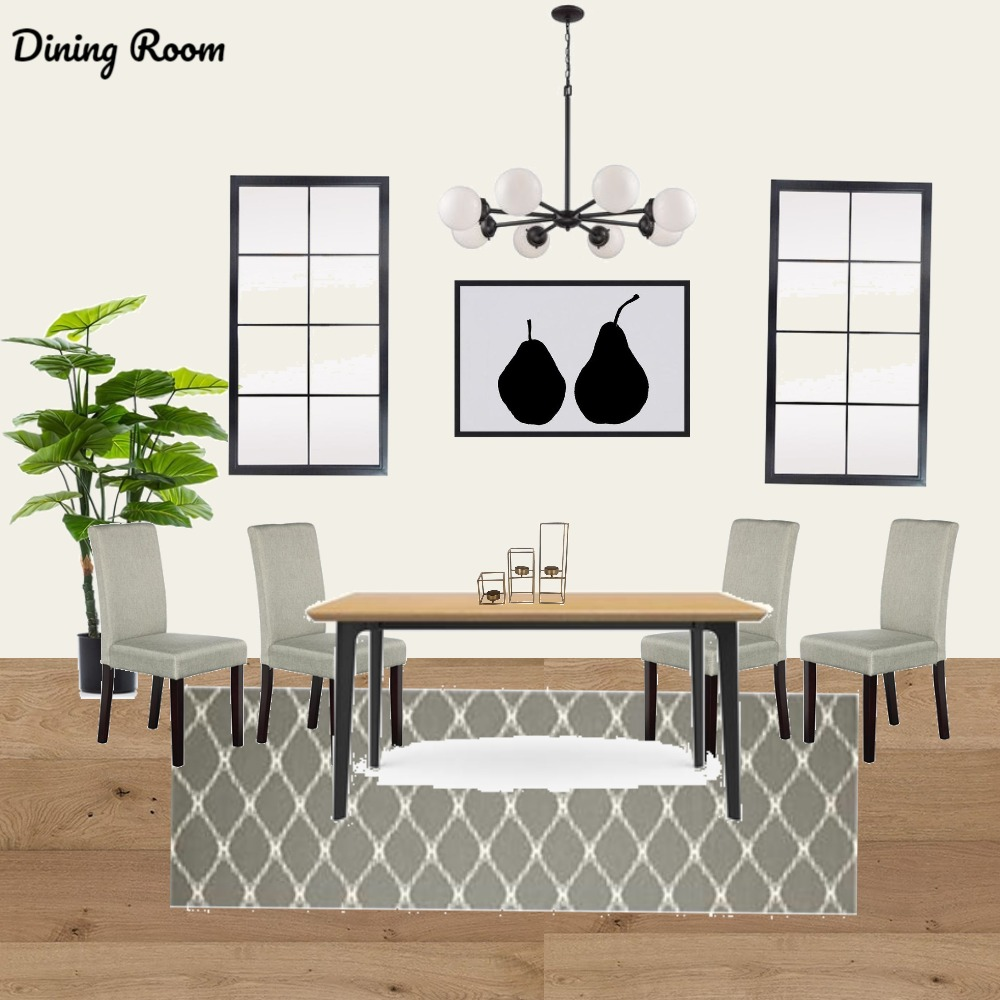 Dining Room Mood Board by mianadiah on Style Sourcebook