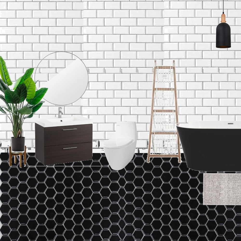 bathroom Mood Board by mianadiah on Style Sourcebook