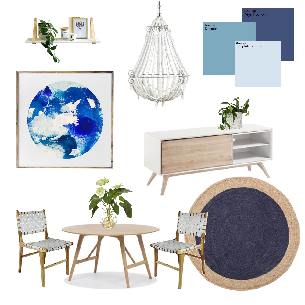 Dining room Mood Board by Two Wildflowers on Style Sourcebook