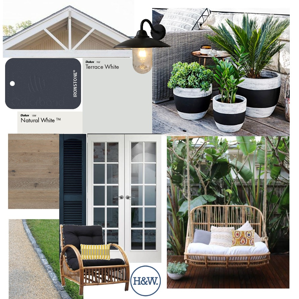 Bohringer - Exterior Mood Board by Holm_and_Wood on Style Sourcebook