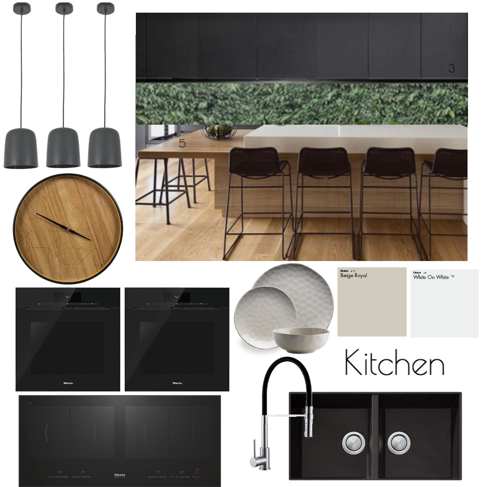 Kitchen Mood Board by VenessaBarlow on Style Sourcebook