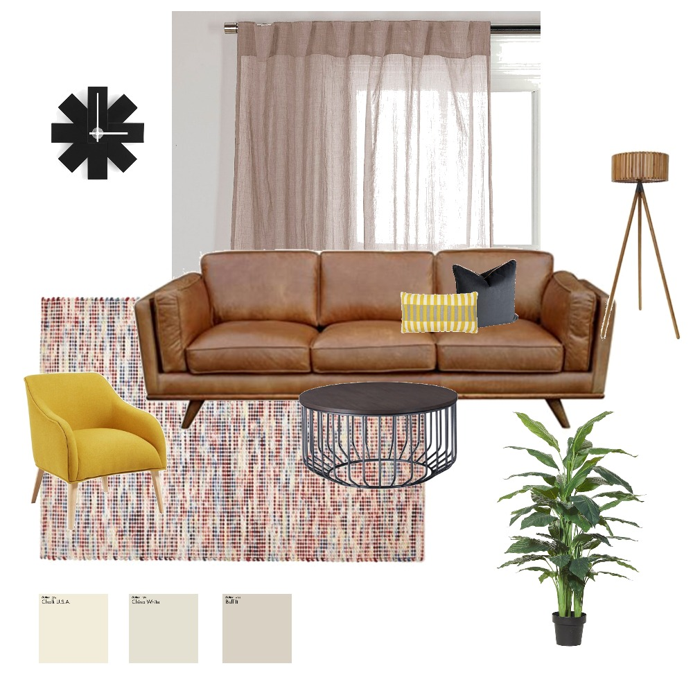 Living Mood Board by Alison on Style Sourcebook