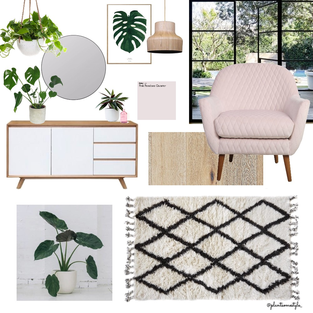 Botanical Mood Mood Board by Plant some Style on Style Sourcebook
