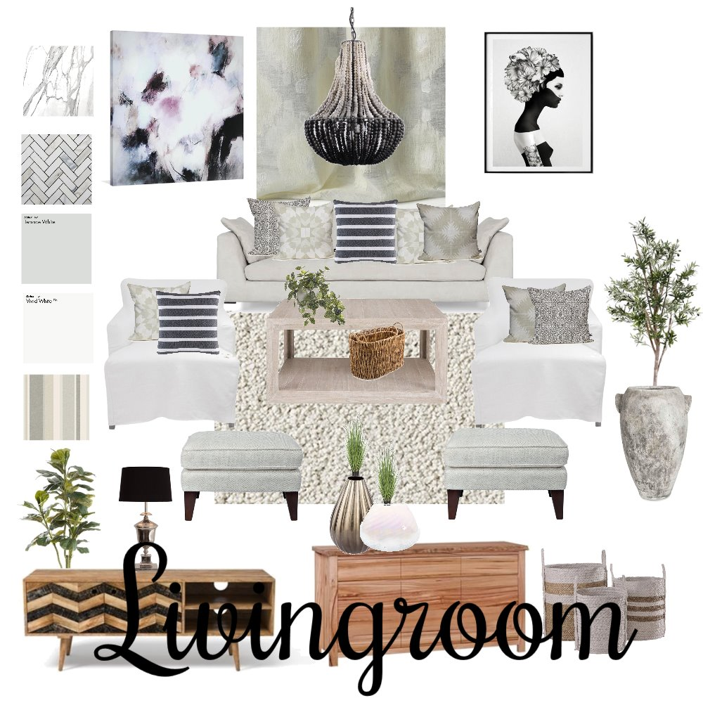 living Room Mood Board by CmtVog on Style Sourcebook
