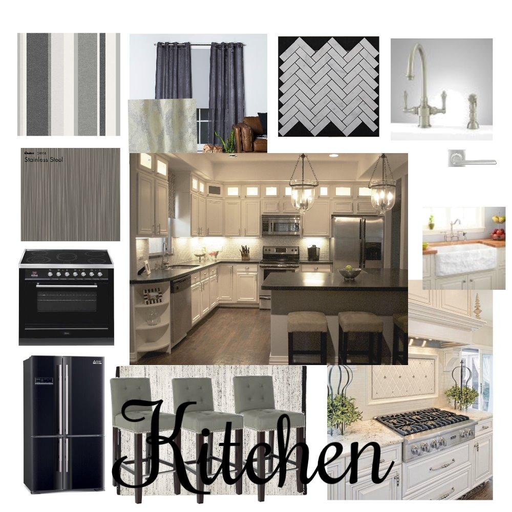 Kitchen Mood Board by CmtVog on Style Sourcebook